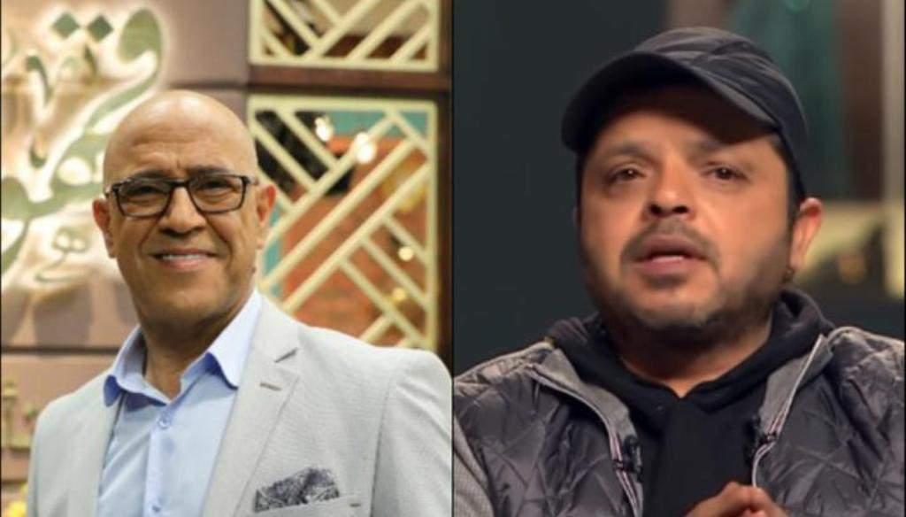 خاص الفن- البروفات تثير توتر بين محمد هنيدي وأشرف عبد الباقي