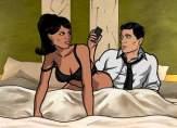 صاحب نفوذ ينفصل عن عشيقته السابقة ويمارس الجنس مع مذيعة مشهورة