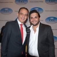 تكريم أحمد السقا ونجوم دراما 2019