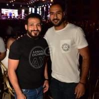 حفل وائل جسار ومحمد عدوية