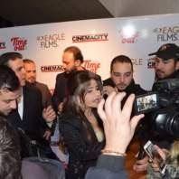 عرض فيلم تايم أوت في سوريا