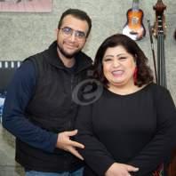 حلقة ليليان نمري مع هلا المر