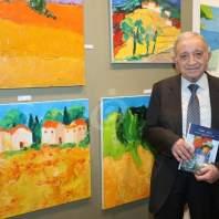 معرض لوحات روبير مسرّة