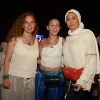 حفل جينيفر لوبيز في مصر