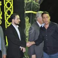 عزاء شوقي الماجري بمصر