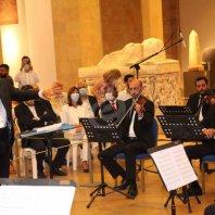 حفل الأوركسترا الوطنية اللبنانية للموسيقى الشرق-عربية لمناسبة عيد الموسيقى