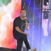 حفل عمرو دياب في العلمين