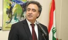 غسان علم الدين ضيف النادي الثقافي العربي
