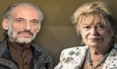"""خاص """"الفن""""- منى واصف وغسان مسعود في """"لحظات"""""""