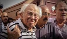 رشوان توفيق عن زوجته الراحلة: أزور قبرها عقب صلاة الفجر
