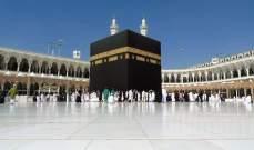هؤلاء فقط تمكنوا من أداء الصلاة في المسجد الحرام بظل خطر فيروس كورونا-بالفيديو