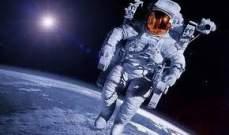 أول رائد فضاء يشارك في ماراثون من الفضاء
