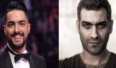 """خلال يومين حسن الشافعي وهاني عادل يحققان أكثر من مليون مشاهدة بـ""""قلبي يحدثني"""""""