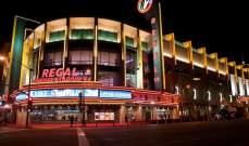 تأخير قرار إعادة فتح السينمات في لوس أنجلوس