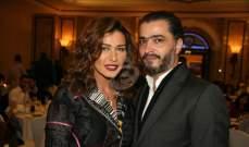 خاص- نادين الراسي تنتصر قضائياً وتمنع طليقها من التعرض لحياتها الشخصية