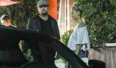 ليوناردو دي كابريو يظهر من جديد مع نينا أدغال.. بالصور