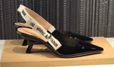 أحذية ديور الجديدة من لندن