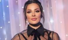 """بالفيديو- شاهد نادين نسيب نجيم بفستان الزفاف في مسلسل """"خمسة ونص"""""""