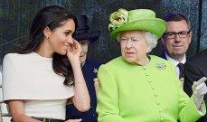 الملكة إليزابيث الثانية غاضبة من ميغان ماركل لهذا السبب