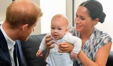 """ميغان ماركل تتخذ قراراً مفاجئاً تجاه إبنها """"آرتشي"""".. وما علاقة الأميرة ديانا؟"""