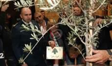 """""""حملة شجرة لكل شهيد في الجيش اللبناني"""" شعر وفن في تحية حب ووفاء للمؤسسة العسكرية"""