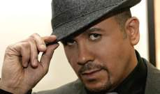 هشام عباس اختار أغنيتين للالبوم الجديد