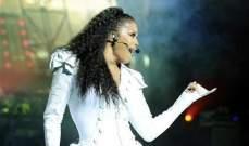 جانيت جاكسون تغني في أبوظبي