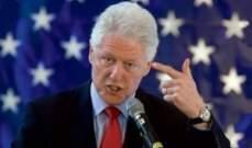 بيل كلينتون ..أب العام 2013 في الولايات المتحدة