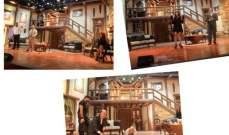 """الأب فادي تابت يفتتح مسرحية """"الحياة الجوزية"""""""