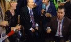 الدكتور وديع الصافي يطفئ شمعته الـ 90 في جعيتا .. بالصور