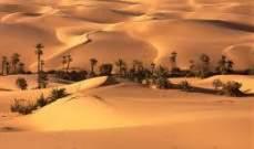 علماء آثار بريطانيون يستكشفون مملكة مفقودة في الصحراء الليبية