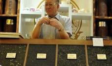 """الصينيون الأثرياء يتحمسون لشاي فاخر """"صنع في الصين"""""""