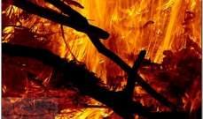 شاب تونسي يُضرم النار في جسده