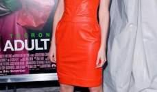 شارليز ثيرون مثيرة بالجلد الاحمر خلال ترويج فيلمها الجديد