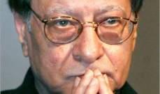 """محمود درويش .. """"وجع القصيدة"""""""