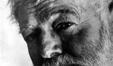 أرنست همنغواي .. شاعر الرواية الاميركية