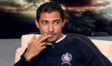 """لاعب كرة القدم محمد بركات..""""ملك"""" السينما"""