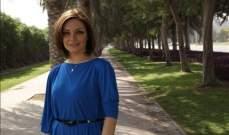 زينة يازجي: هذا موقف زوجي الفنان عابد فهد من الثورة
