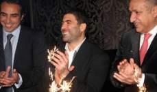 """أجمل تحية من """"جرس سكوب"""" لوائل كفوري في عيد ميلاده"""