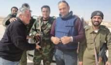 """علي هاشم يستقيل من """"الجزيرة""""..لاتهامه بأنه """"شبّيح"""""""