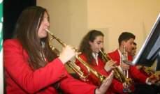 أوركسترا LEBAM الشبابية تحيي الميلاد .. كي تعمّ الموسيقى لبنان