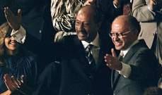 """محادثات السلام بين مصر وإسرائيل تعود من خلال فيلم من إنتاج """"فرانس 5"""""""