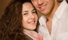 """دنيا سمير غانم:""""المعجبون يطلبون الإذن من رامي لإلتقاط صورة معي """""""