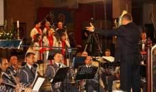 أمسية كلّلها النغم بين جوقة الشبيبة وموسيقى قوى الامن بقيادة المقدم زياد مراد