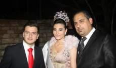بغياب الملك تم تتويج طاهرة حماميش ملكة جمال ستاراكاديمي 2012