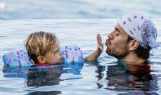 إنريكي إغليسياس يحتفل بالعيد القومي الأميركي مع أولاده- بالصورة