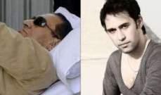عمرو مصطفى ينفي إضرابه عن الطعام..لأجل الإفراج عن مبارك