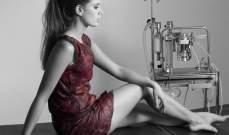 ملابس مصنوعة من النبيذ الأحمر .. بالصور