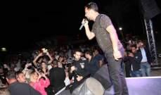 وديع الشيخ يحيي حفلاً مميزاً في شرم الشيخ- بالصور