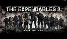 """ميل غيبسون يوشك على الإنتهاء من تصوير """"The Expendables"""""""